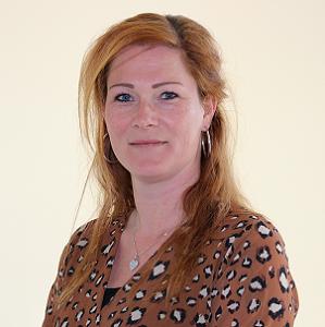 Kim Bellink financieel medewerkster bij Lumina
