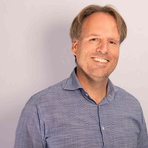 Bob Boerman financieel directeur Lumina